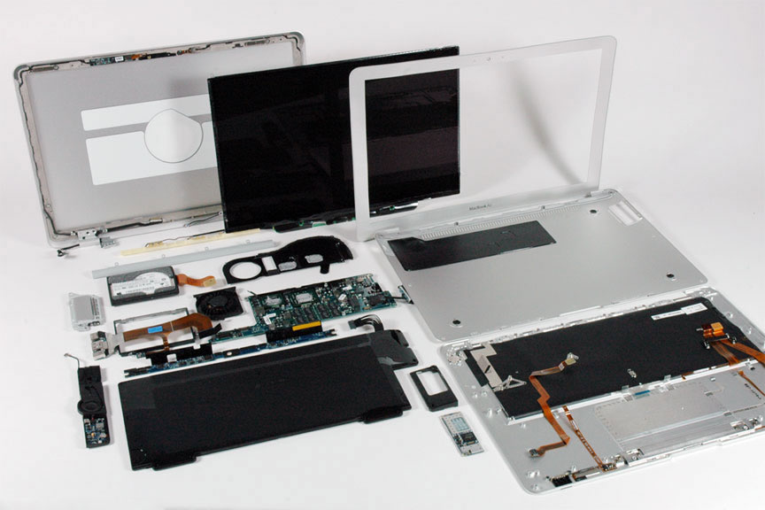 Motherboard Repair on Macs